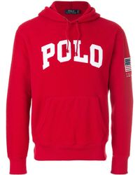 Polo Ralph Lauren - ロゴパッチ パーカー - Lyst