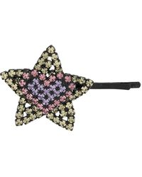Ashley Williams Декорированная Невидимка - Черный