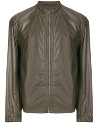 Lemaire - Fitted Bomber Jacket - Lyst