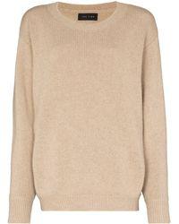 Les Tien カシミア セーター - ブラウン