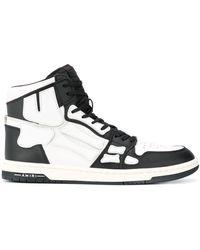 Amiri - 'Skel Top' Sneakers - Lyst