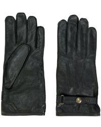Belstaff - Buckled Gloves - Lyst
