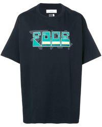Facetasm - ロゴ Tシャツ - Lyst