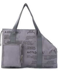 A_COLD_WALL* - V2 Tote Bag - Lyst