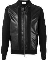 Ferragamo Куртка-бомбер - Черный