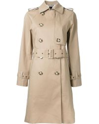 Stella McCartney - Aylin Trench Coat - Lyst