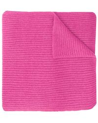 Rochas - Knitted Scarf - Lyst