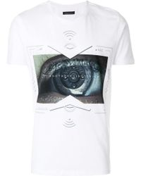 Frankie Morello - Another Point Of View T-shirt - Lyst