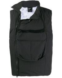Nike ポケット ジレ - ブラック