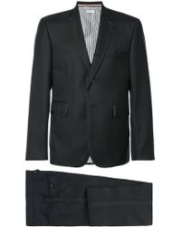 Thom Browne - Classic Tuxedo With Grosgrain Tipping In Super 120's Twill - Lyst
