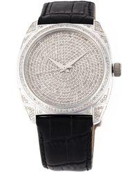 Christian Koban 'DOM' diamond watch - Nero