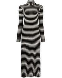 Loewe - ストライプ ドレス - Lyst