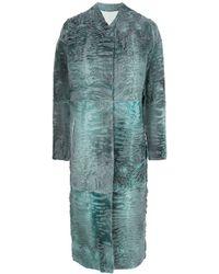 Liska Notso Coat - Blue