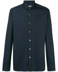 Lanvin - Classic Plain Shirt - Lyst