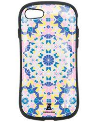 ANREALAGE   Kaleidoscope Print Phone Case   Lyst