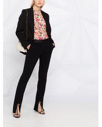 Stella McCartney Рубашка С Цветочным Принтом - Розовый