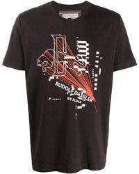 PUMA X Coogi Authentic T-shirt Met Print - Bruin