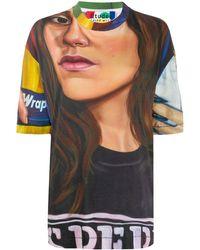 Etudes Studio Museum Chloe Wise Tシャツ - ブラウン