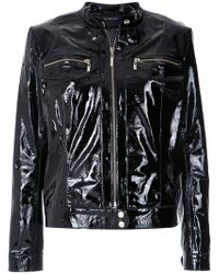 Olympiah - Patent Leather Jacket - Lyst