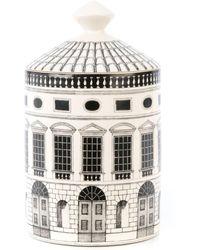 Fornasetti Architettura Scented Candle (300g) - Multicolour