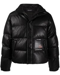 MISBHV パデッドジャケット - ブラック