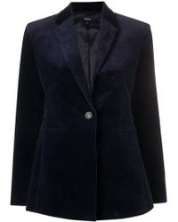 Theory - Perfectly Fitted Jacket - Lyst