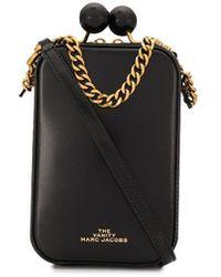 Marc Jacobs The Vanity Bag - Black