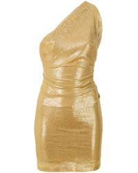 Plein Sud - One Shoulder Dress - Lyst