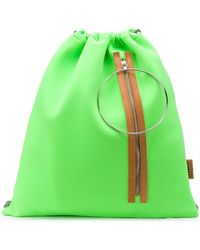 MM6 by Maison Martin Margiela - Drawstring Top Backpack - Lyst