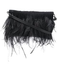 Fabiana Filippi - Embellished Crossbody Bag - Lyst
