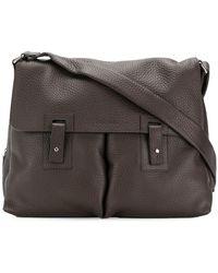 Orciani - Satchel Messenger Bag - Lyst