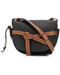 Loewe Gate Small Bag - Black