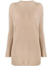 Wolford Knitted Long-sleeve Jumper - Natural