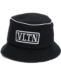 Valentino - Vltn バケットハット - Lyst