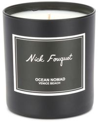 Nick Fouquet Ocean Nomad Candle - Black
