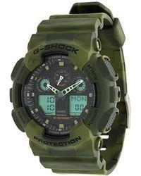 G-Shock - Round Watch - Lyst