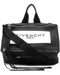 Givenchy Grand sac fourre-tout Downtown - Noir