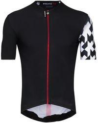 Assos Equipe Short-sleeve Cycling Vest - Black