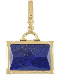 Louis Vuitton Подвеска В Виде Сумки - Синий