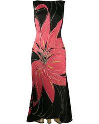 Talbot Runhof Boba ドレス - ブラック