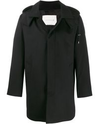 Mackintosh Dunoon コート - ブラック