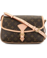 Louis Vuitton 2011 Pre-owned Sologne Crossbody Bag - Multicolor