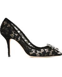Dolce & Gabbana Belluci Court Shoes - Multicolour
