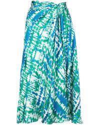 Prabal Gurung - New Sarong Skirt - Lyst