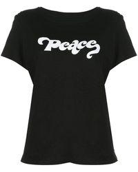 Cinq À Sept - Peace Tシャツ - Lyst