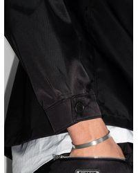 Le Gramme Le 21g Armspange mit gebürstetem Effekt - Mettallic
