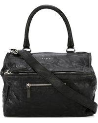 Givenchy パンドラ トートバッグ M - ブラック