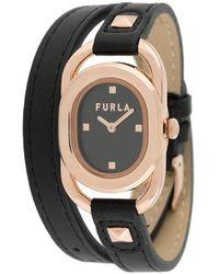 Furla Наручные Часы Studs - Металлик