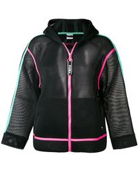 PUMA - Mesh Hooded Jacket - Lyst