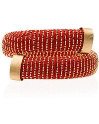 Carolina Bucci Caro Bracelet - Red